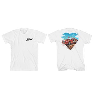 Lil Uzi Vert Car Heart T-Shirt