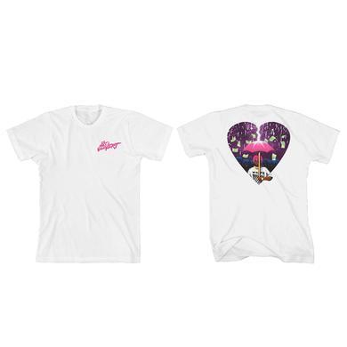 Lil Uzi Vert Rain Heart T-Shirt
