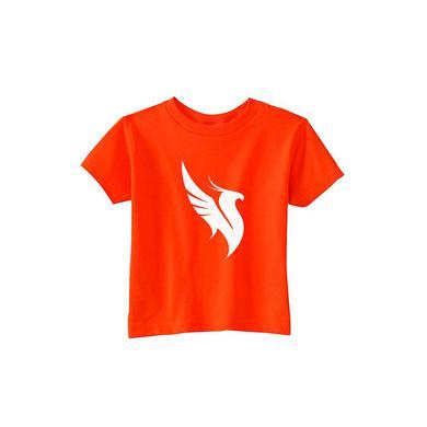 Illenium Phoenix Youth Tee / Orange