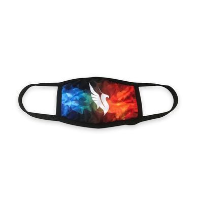 Illenium Phoenix Fire/Ice Face Mask
