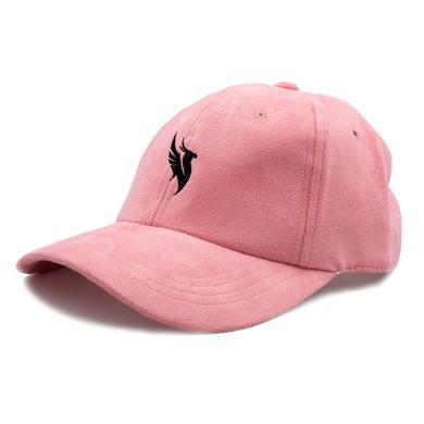 ILLENIUM Dad Hat / Pink Suede