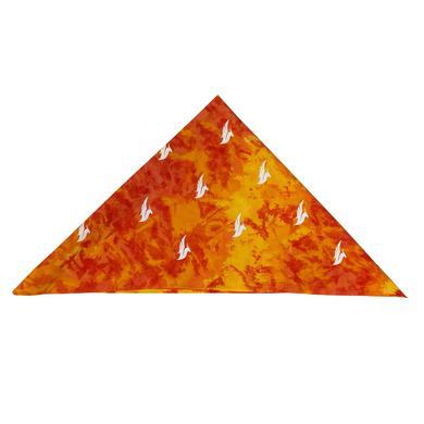 Illenium Phoenix Bandana / Orange Dye