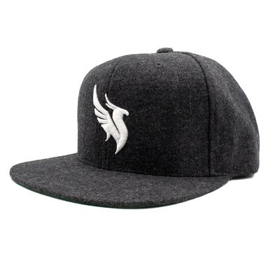 Illenium Phoenix Snapback / Wool Dark Grey
