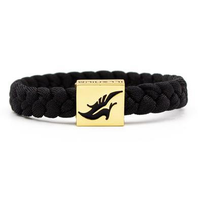 ILLENIUM Bracelet / Black + Gold