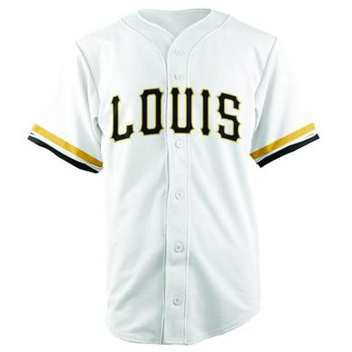 Louis the Child White Baseball Jersey