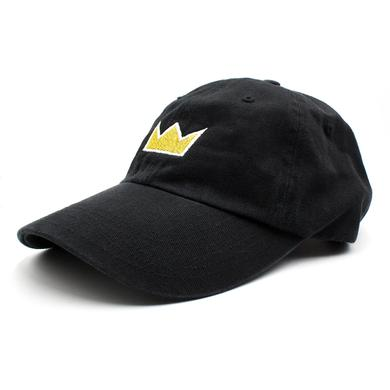 Louis the Child Gold Crown Dad Hat - Black