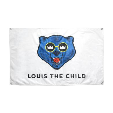 Louis the Child Last to Leave Tour Flag