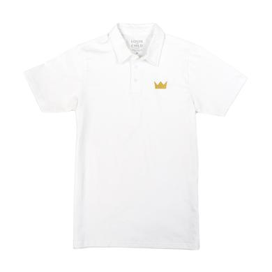 Louis the Child LTC Crown Embroidered Polo