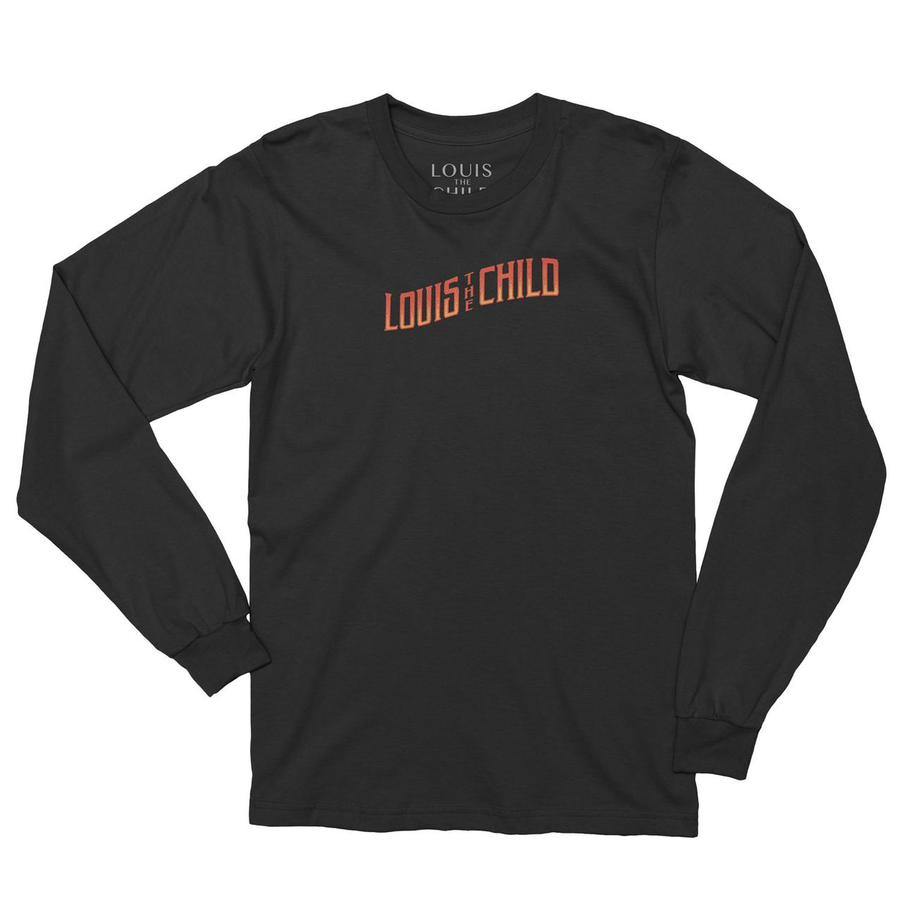 Louis The Child Ltd Red Rocks Long Sleeve