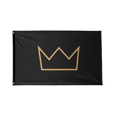 Louis the Child Crown Flag