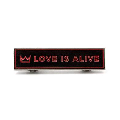 Louis the Child Love Is Alive Enamel Pin
