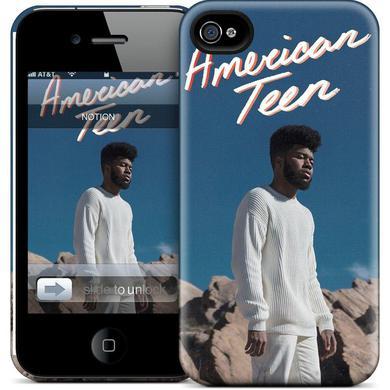 Khalid 'American Teen' iPhone Case