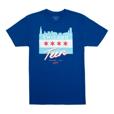 Khalid Limited Edition 'Chicago Teen' Tee