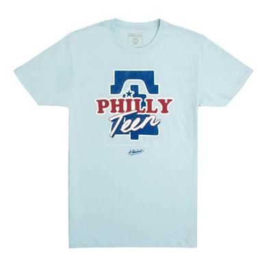 Khalid Limited Edition 'Philly Teen' Tee
