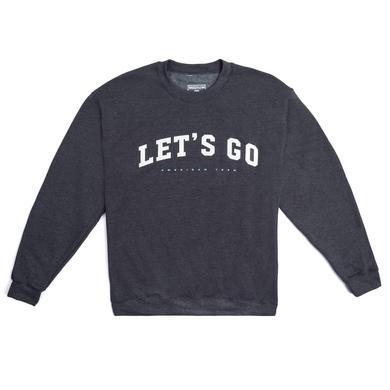 Khalid 'Let's Go' Crew Fleece