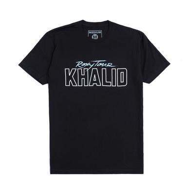 Khalid 'Roxy Tour' Tee