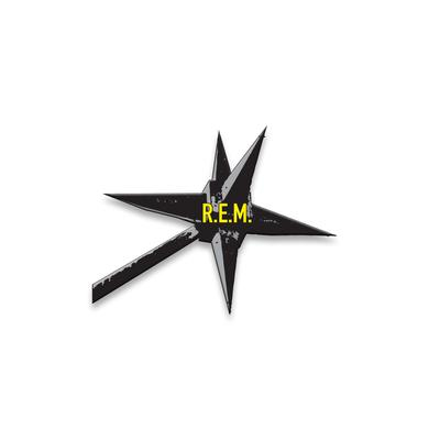 R.E.M. Automatic For The People Enamel Pin
