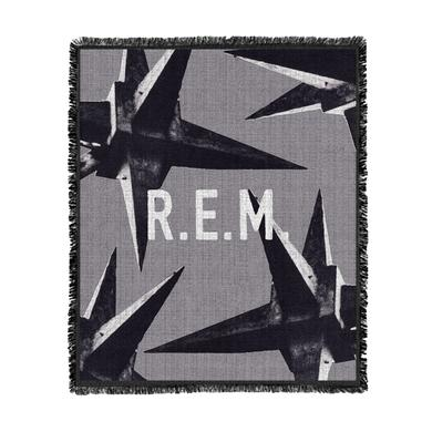R.E.M. Automatic For The People Woven Blanket
