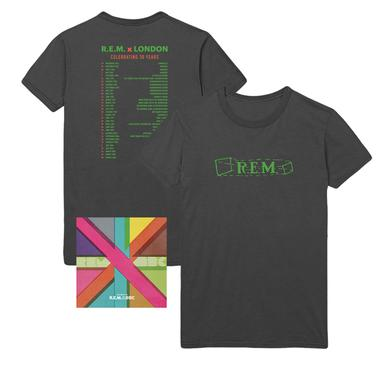 The Best of R.E.M. At The BBC 2CD + Tee