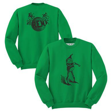 R.E.M. 'Elf' Sweatshirt (Irish Green)