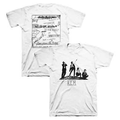 R.E.M. Fables Throwback Tee