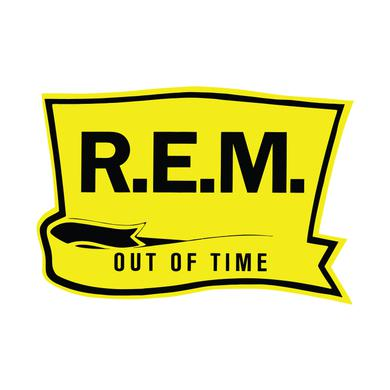 R.E.M. Out of Time Sticker