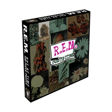 R.E.M. Out of Time Flower Puzzle