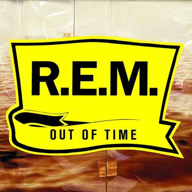 R.E.M. Out of Time 25th Anniversary - Standard Vinyl