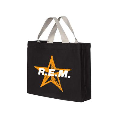 R.E.M. Star Throwback Tote Bag