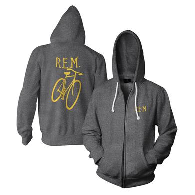 R.E.M. Little America Bicycle Throwback Hoodie