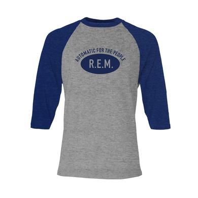 R.E.M. Automatic For The People Unisex Raglan