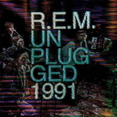 REM Unplugged 1991 Vinyl