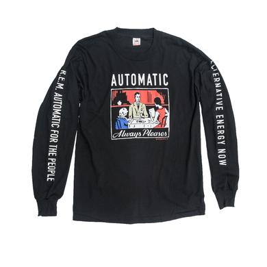 R.E.M. Always Pleases Originals Longsleeve