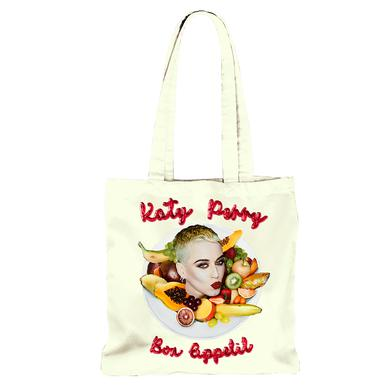 Katy Perry Bon Appetit Tote Bag