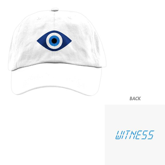 Katy Perry Eye Witness White Dad Hat f2c969a620f