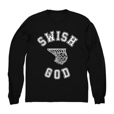 Katy Perry Swish God Black Sweatshirt