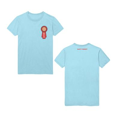 Katy Perry Gold Medal Light Blue Unisex T-Shirt