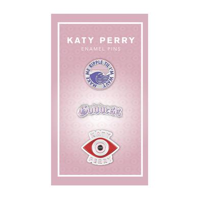Katy Perry Tour Enamel Pin Set