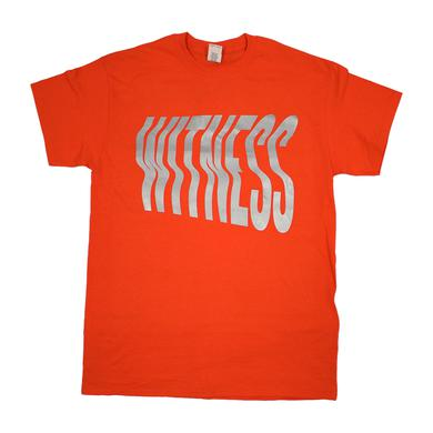 Katy Perry Reflective Witness Orange T-Shirt