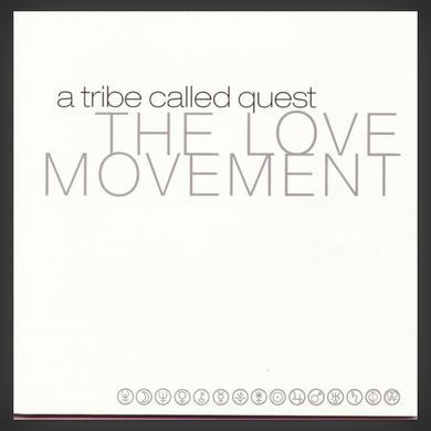 A Tribe Called Quest - The Love Movement CD
