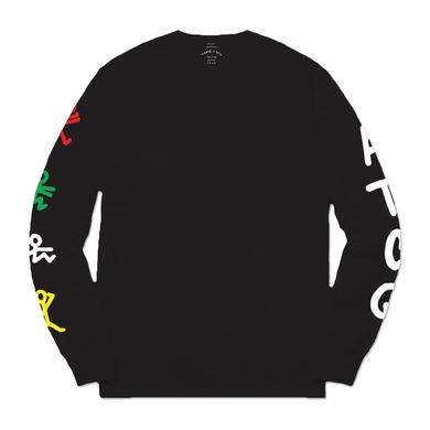 A Tribe Called Quest Figures Crewneck
