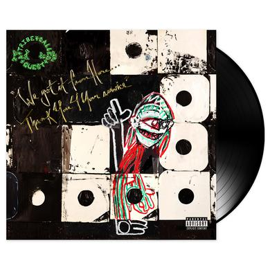 A Tribe Called Quest We got if from Here... Thank You 4 Your service 2-LP Vinyl