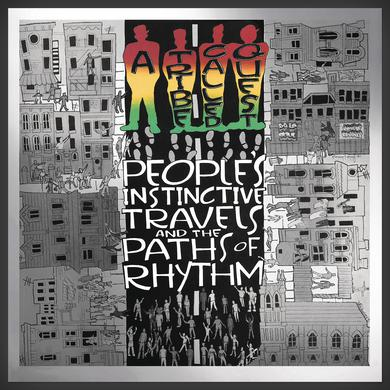 A Tribe Called Quest People's Instinctive Travels and the Paths of Rhythm (Vinyl)
