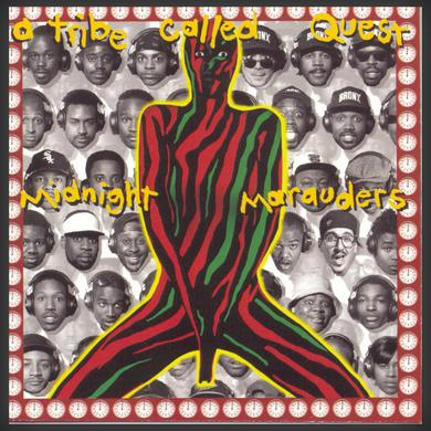 A Tribe Called Quest Midnight Marauders (Vinyl)