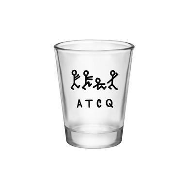 A Tribe Called Quest Figures 2oz Shot Glass