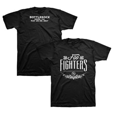 Foo Fighters Bottlerock Event Tee