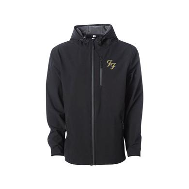 Foo Fighters Gold Embroidered Soft Shell Jacket