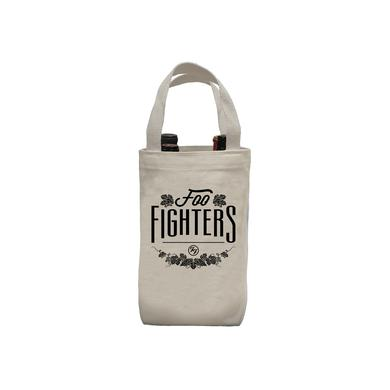 Foo Fighters 4-Pack Wine Tote Bag