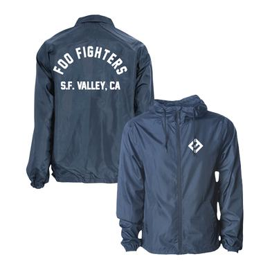Foo Fighters S.F. Valley Windbreaker