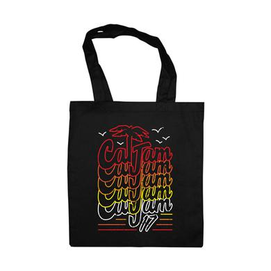 Foo Fighters Stacked Logo Tote Bag